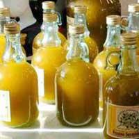Azeite de oliva extravirgem não filtrado