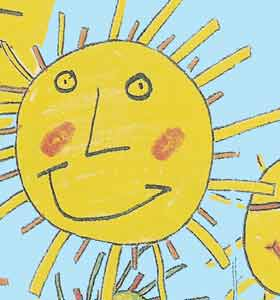 Sol é saúde. Tomar sol é vital.