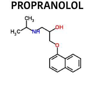 Propranolol no tratamento da enxaqueca