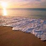 Praia é tratamento para enxaqueca